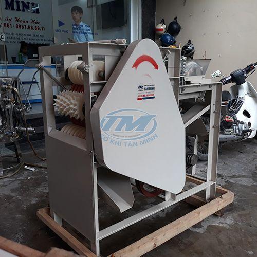 Máy bóc vỏ đỗ tương ướt (TMTP-OA09)