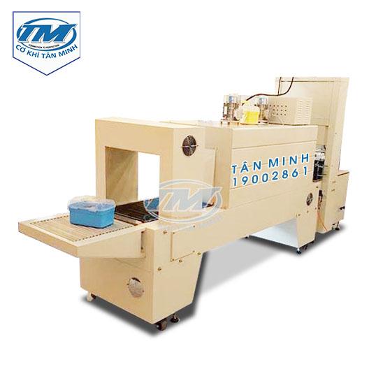 Máy co màng log chai bán tự động (TMĐG-B09)