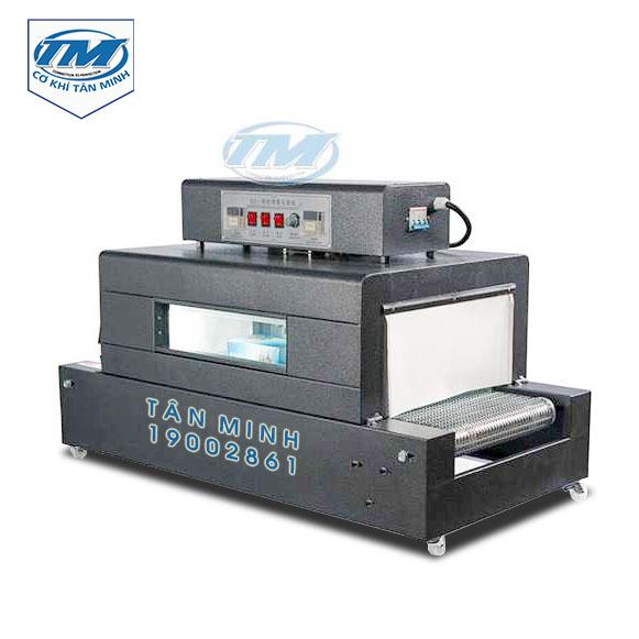 Máy co màng băng tải dạng lưới 400×200 (TMĐG-B12)