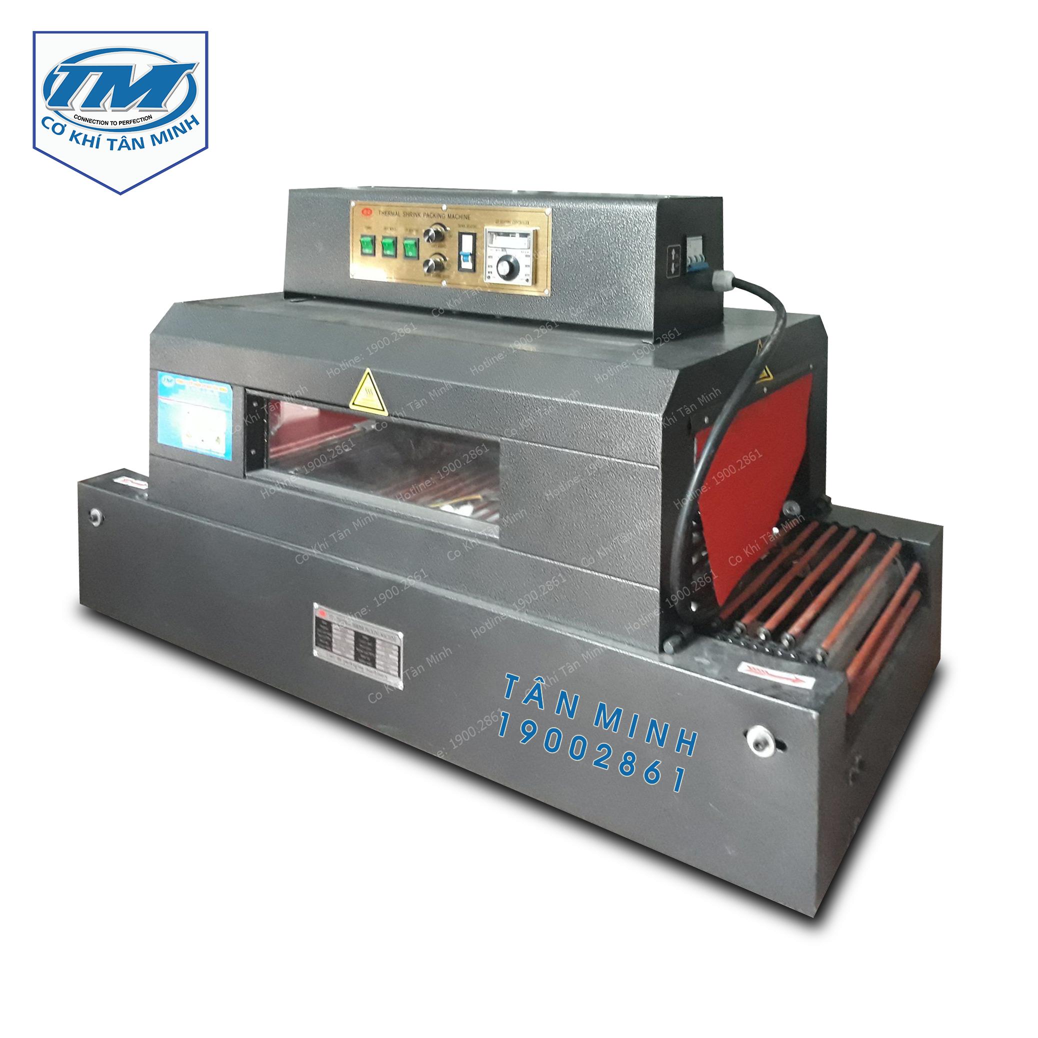 Máy co màng BS 400×200 có đồng hồ báo nhiệt (TMĐG-B34)