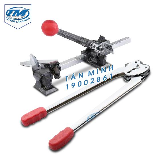 Dụng cụ siết đai nhựa bằng  tay (TMĐG-G02)