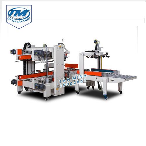 Máy dán băng dính thùng carton tự động (TMĐG-GA05)