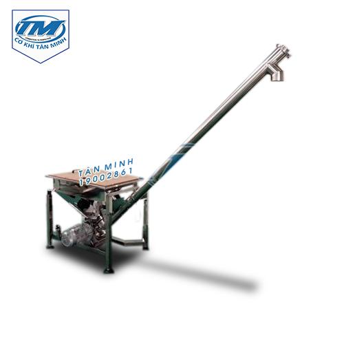 Máy tiếp liệu trục vít inox (TMĐG-IB02)