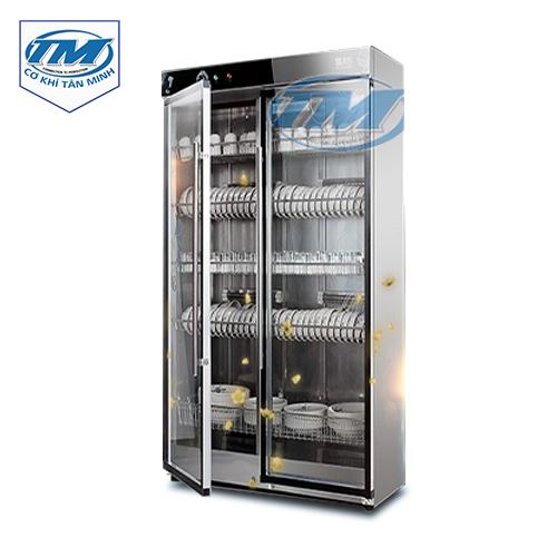 Tủ sấy khử trùng bát đĩa 910 lít (inox) (TMCN-B23)