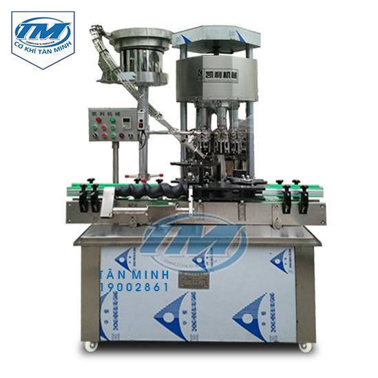 Máy xoáy nắp chai tự động (TMDC-DA02)