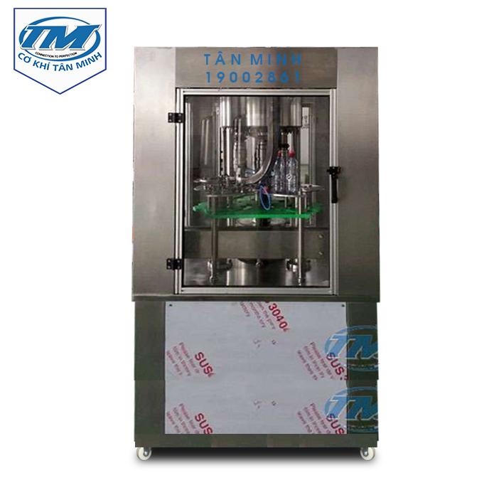 Máy xoáy nắp chai tự động FX-6 (6 đầu) (TMDC-DA04)