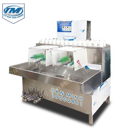 Máy rửa chai XDA-30-4 (TMDC-DC05)