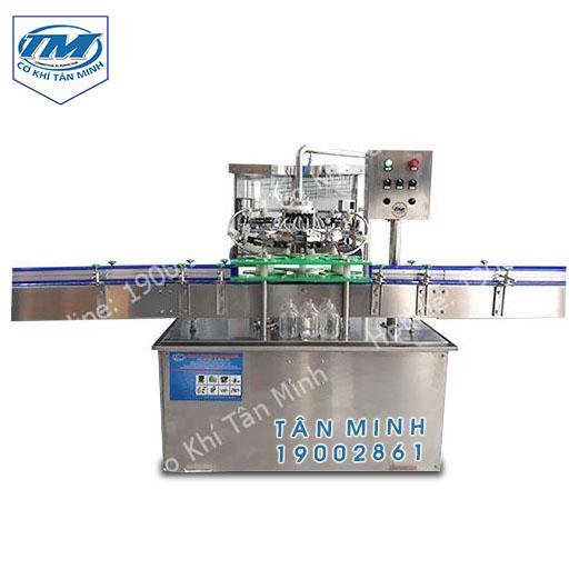 Máy rửa chai tự động  (TMDC-DC10)