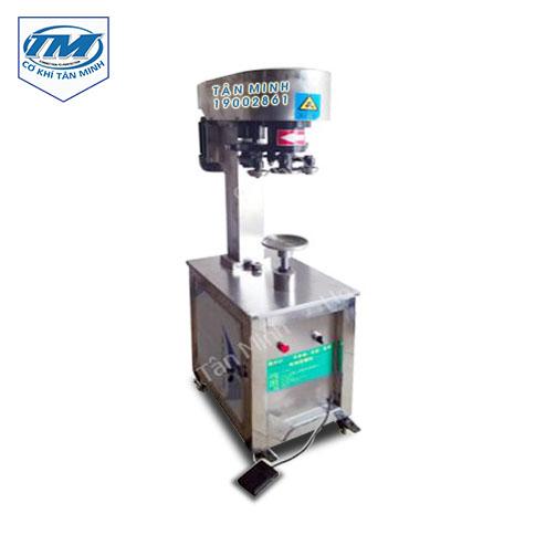 Máy viền mí lon bán tự động GT-4A2 (TMDC-DD03)