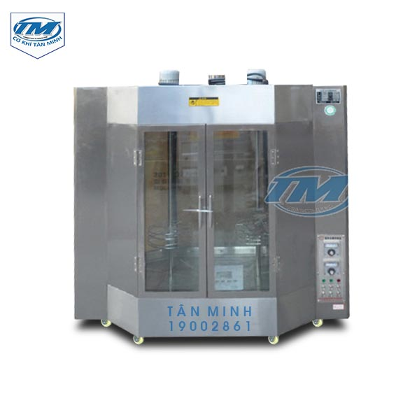 Lò quay vịt dùng điện 2 cánh (TMTP-I12)