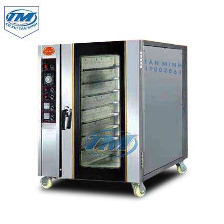 Lò nướng bánh đối lưu dùng điện 8 khay (TMTP-I14)