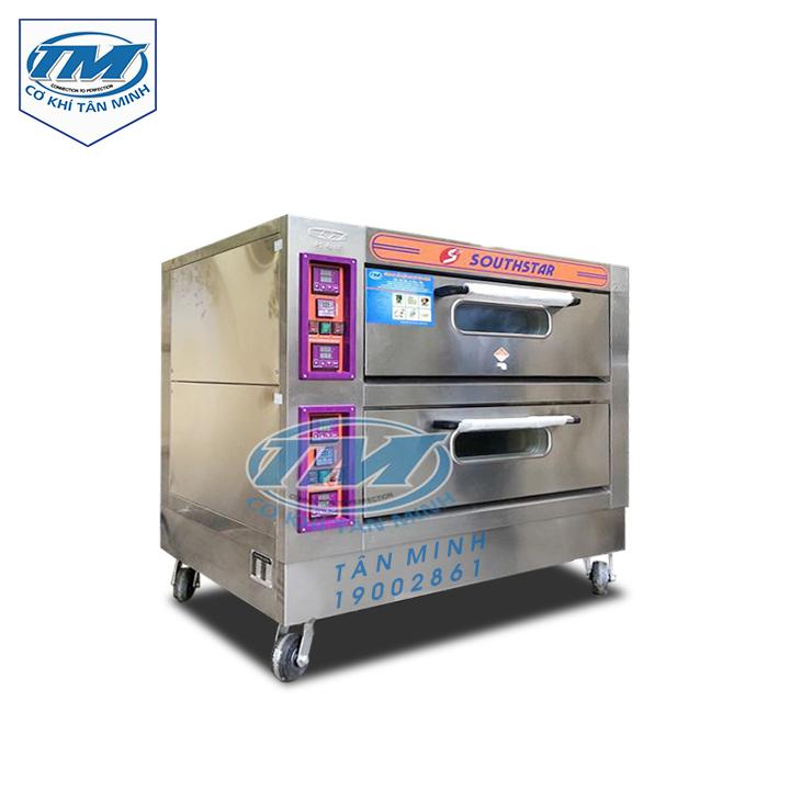Lò nướng bánh Southstar 2 tầng 4 khay dùng điện (TMTP-I53)