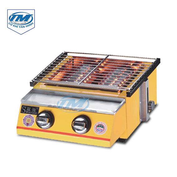 Bếp nướng gas gia đình 2 điều chỉnh (TMTP-IB01)