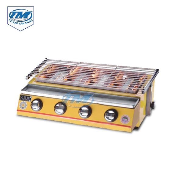 Bếp nướng gas gia đình 4 điều chỉnh (TMTP-IB03)