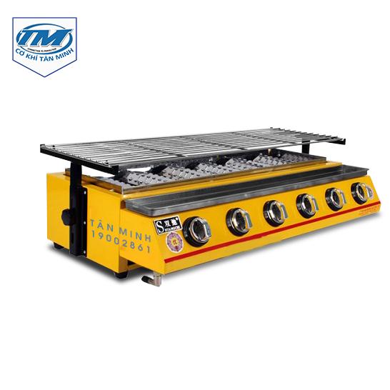 Bếp nướng gas gia đình 6 điều chỉnh (TMTP-IB04)