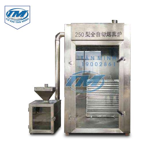 Lò xông khói 250kg (TMTP-IC06)