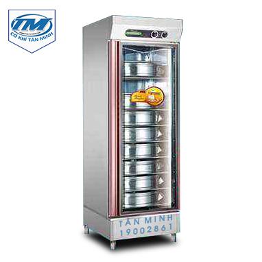 Tủ ủ bột XF-10A 10 khay (TMTP-LE01)