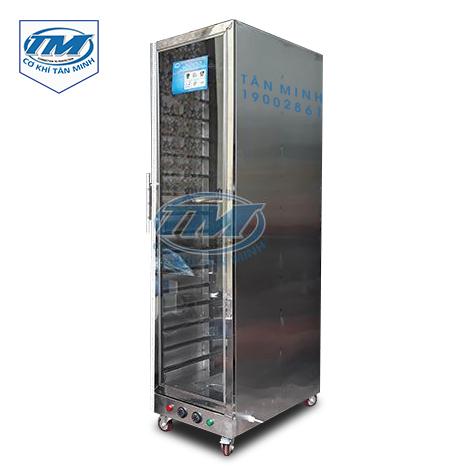 Tủ ủ bột khô ướt TMSX 16 khay (TMTP-LE06)