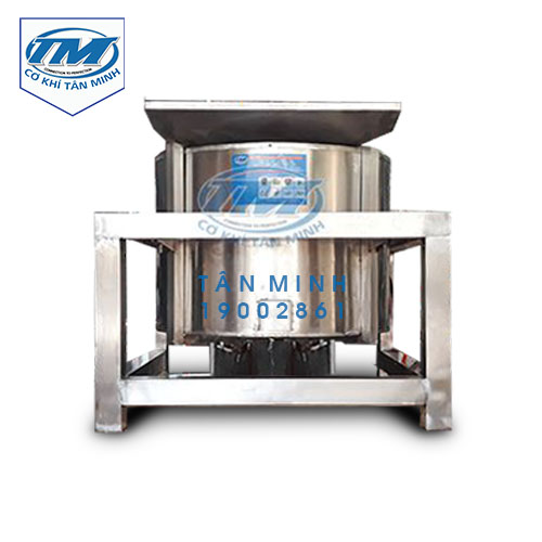 Máy vắt ly tâm chuyên dụng thực phẩm 30 – 50Kg/mẻ (TMTP-OF05)
