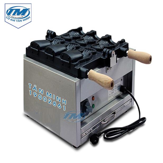Máy làm kem quế cá Hàn Quốc 2kw (TMTP-PA10)