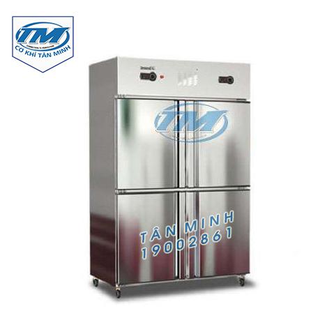 Tủ đông 4 cánh SLLDZ4-820L (0- -15oC) (TMTP-PB06)