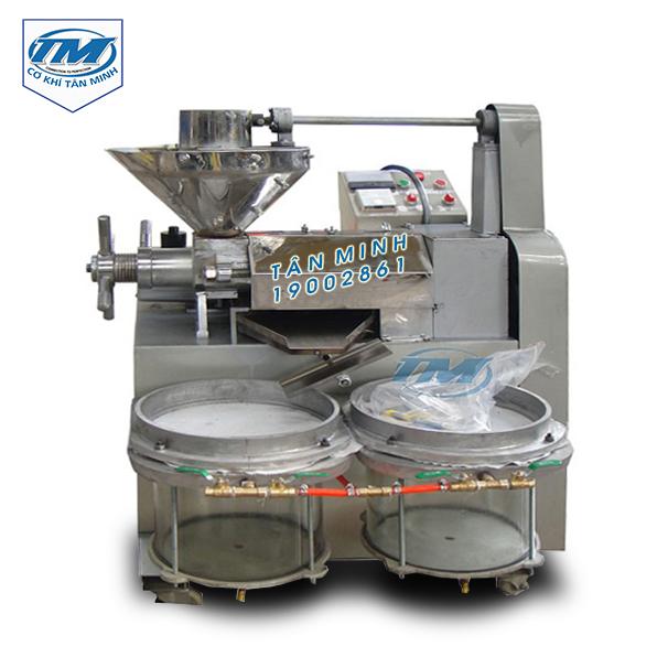 Máy ép dầu thực vật công nghiệp (TMTP-R02)