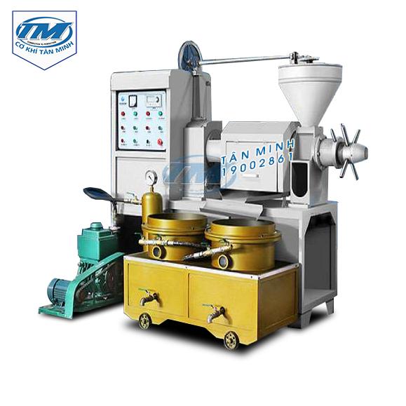 Máy ép và lọc dầu công nghiệp XZ-130A (TMTP-R13)