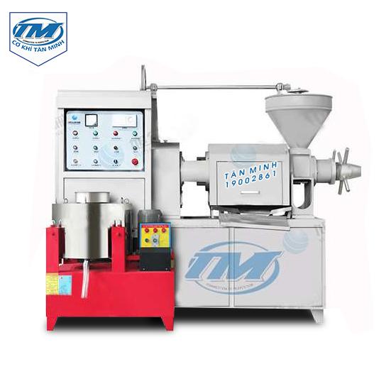 Máy ép, vắt và lọc dầu công nghiệp XZ-80B (TMTP-R18)