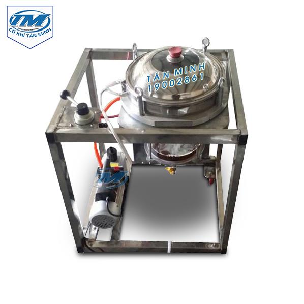 Máy lọc dầu chân không (TMTP-RA01)