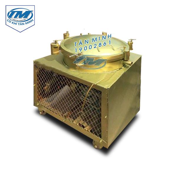 Máy lọc dầu khí nén 1 bình 6YL (TMTP-RA09)