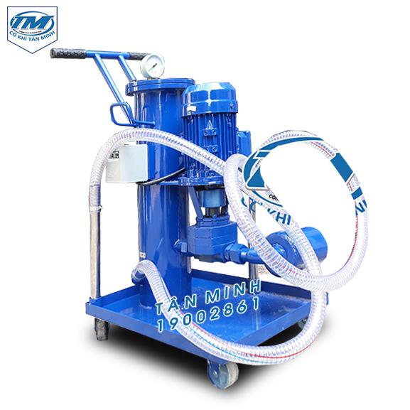 Máy lọc dầu nhớt, dầu thủy lực liên tục Max 500L/H (TMTP-RA10)