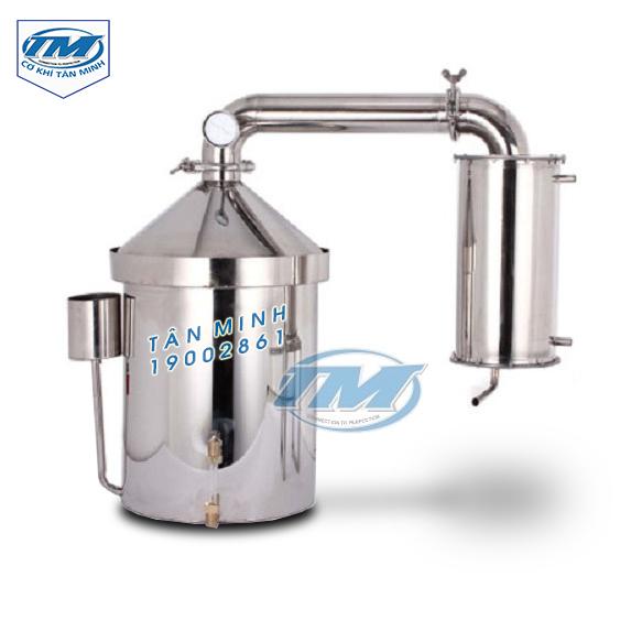 Máy chưng cất tinh dầu và rượu 48 lít (TMTP-RB11)