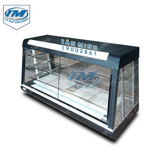 Tủ trưng bày giữ nóng bánh 3 tầng (TMTQ-A01)