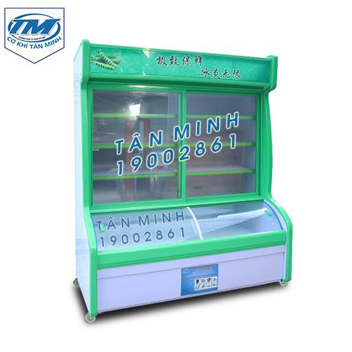 Tủ mát trưng bày rau (1m6) (TMTQ-A06)