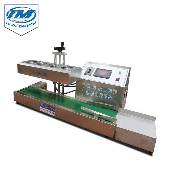 Máy dán màng seal tự động Lx-6000 (TMĐG-E08)