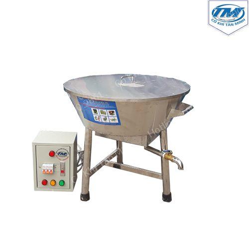 Bếp chiên tròn Inox 304 TMSX 40L (TMTP-NB05)
