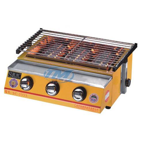 Bếp nướng gas gia đình 3 điều chỉnh (TMTP-IB02)
