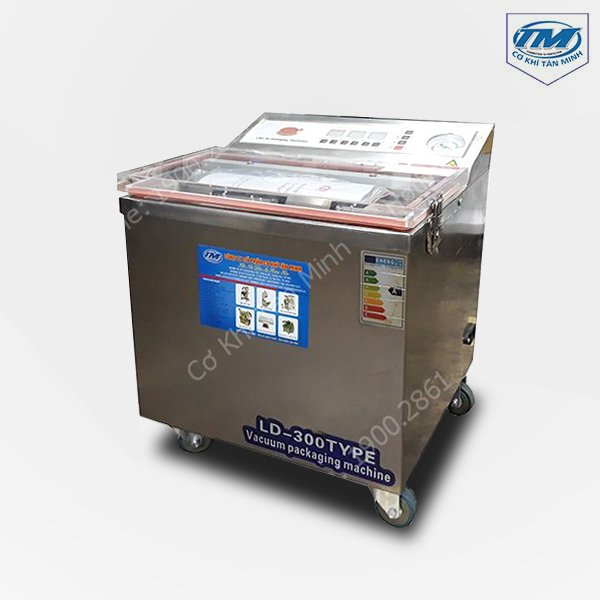 Máy hút chân không chè LD-300 (TMĐG-C03)