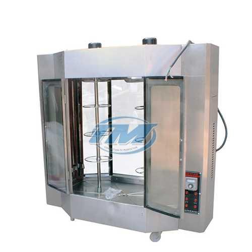 Lò quay vịt dùng điện 24-30 con (TMTP-I13)
