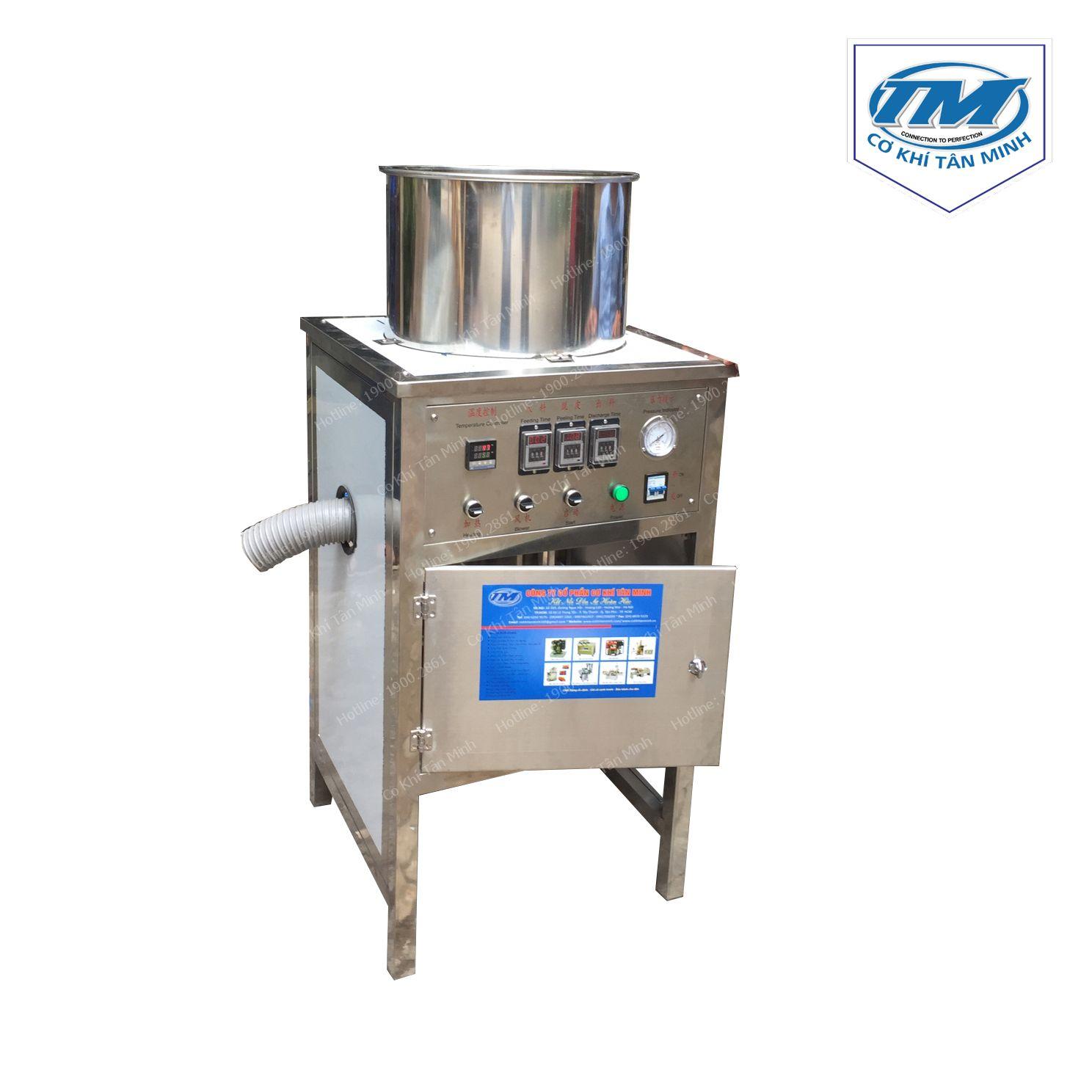 Máy bóc hành, tỏi FX-128S (TMTP-OA03)
