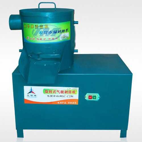 Máy bóc vỏ hành tỏi khô dùng khí nén (TMTP-OA06)