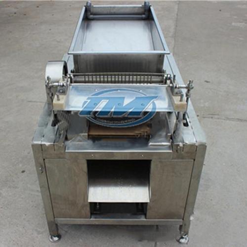 Máy bóc vỏ trứng chim cút 100kg/h (TMTP-J04)