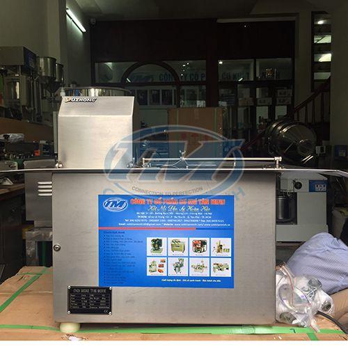 Máy buộc đầu xúc xích motor (TMTP-GA03)