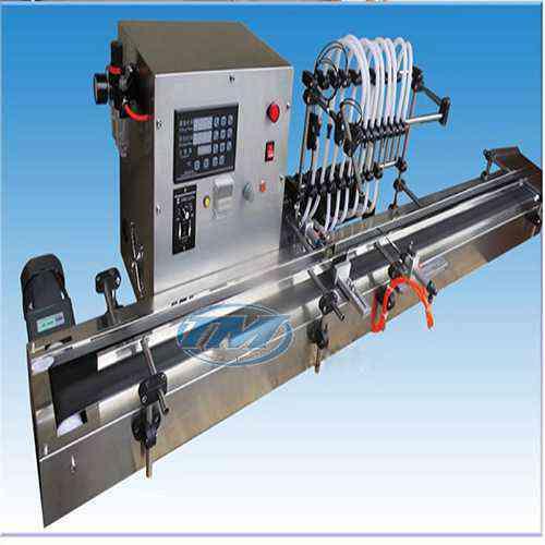 Máy chiết rót dung dịch lỏng 8 vòi (TMDC-D14)
