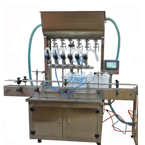 Máy chiết rót dung dịch sệt tự động (TMDC-D15)