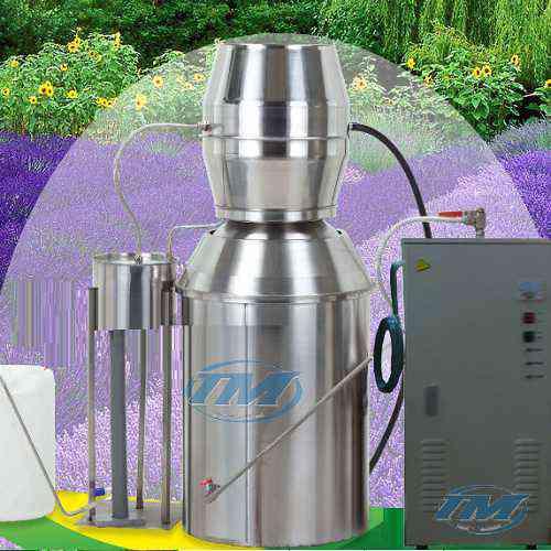 Máy chưng cất tinh dầu 100 lít (TMTP-RB03)