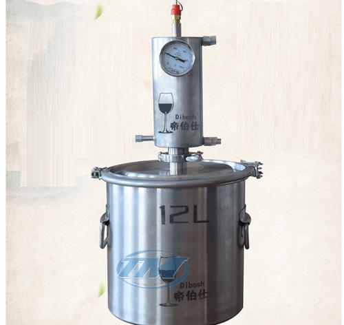 Máy chưng cất tinh dầu 12 lít (TMTP-RB02)