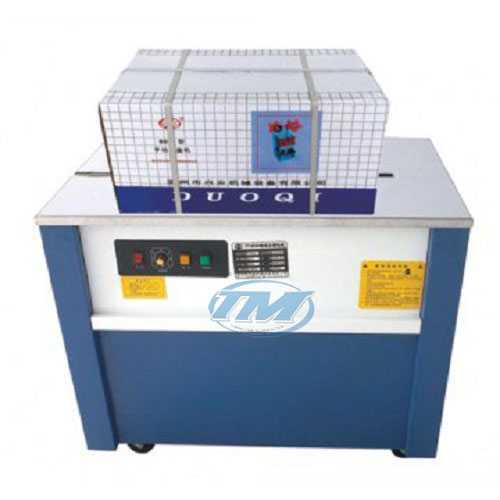 Máy đai thùng bán tự động KZB-1 (TMĐG-G04)