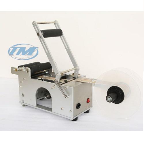 Máy dán decan chai tròn bán tự động MT-50 (TMĐG-H02)