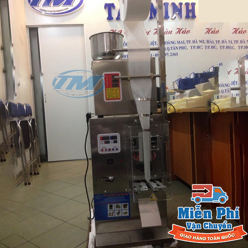 Máy đóng gói trà túi lọc (inox) (TMĐG-I15)